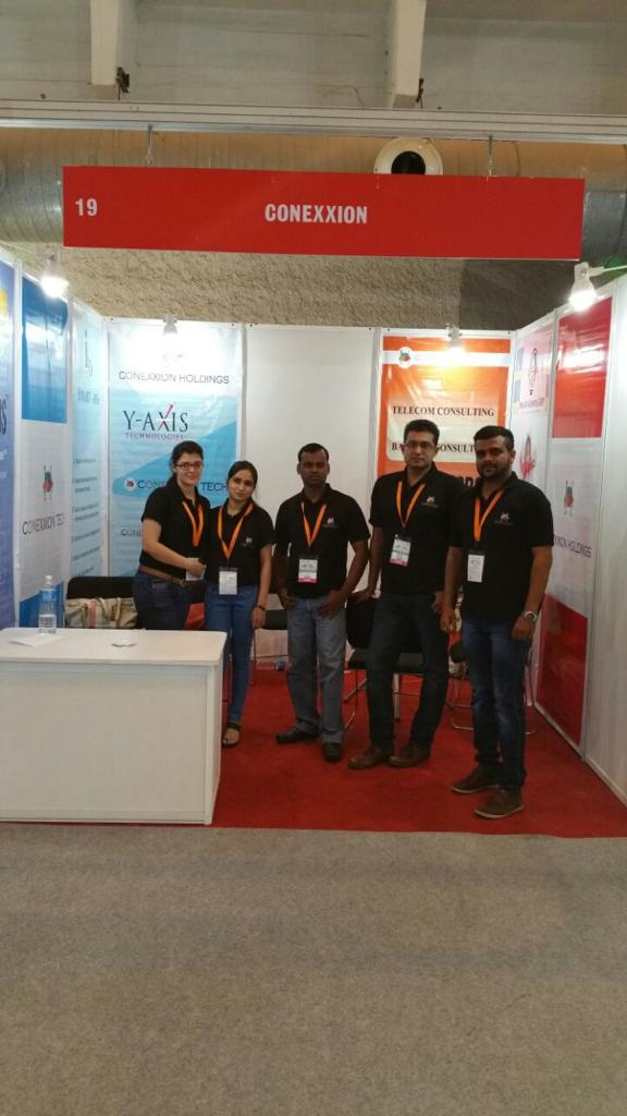 Global Exhibition on Services – Delhi